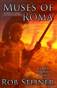 Muses of Roma book cover