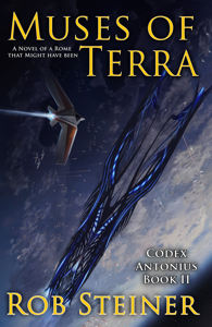 Muses of Terra book cover